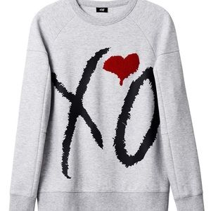 H&M x The Weeknd Pullover